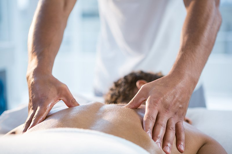 TRIGGERPOINT MASSAGE